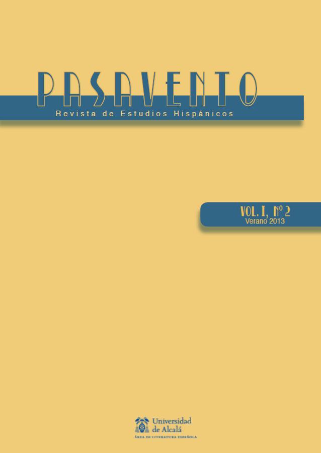 Ver Vol. 1 Núm. 2 (2013): Realidad virtual y cibercultura