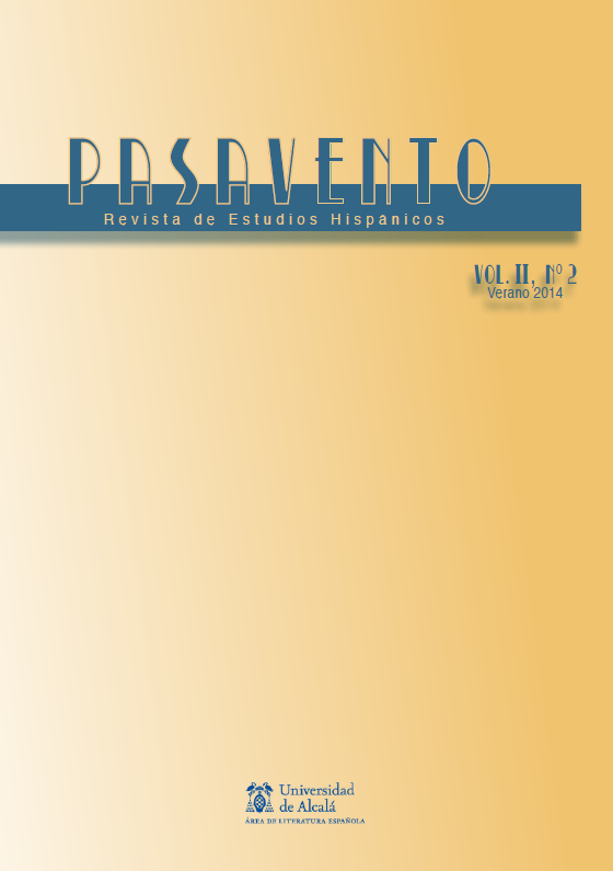 Ver Vol. 2 Núm. 2 (2014): Cultura y globalización en Hispanoamérica