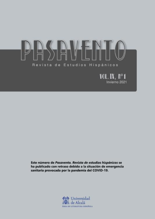 Ver Vol. 9 Núm. 1 (2021): Miscelánea